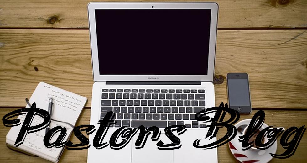 Pastors Blog Website 3