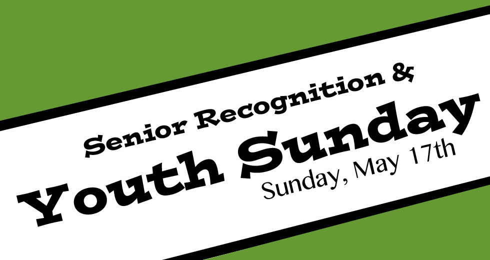 Youth Sunday website update